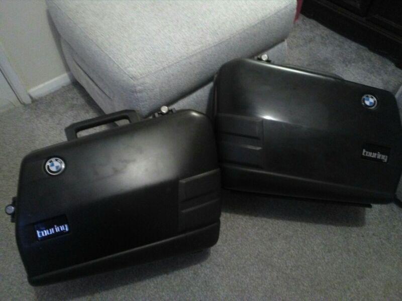 BMW K1100 K100 K75 R65 F650 Integral Touring Hard Panniers 35 litres