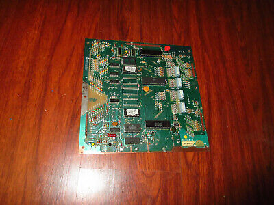 Bally Pinball MPU AS-2518-35 CPU pcb board (with KISS Roms) WORKING 100% OK