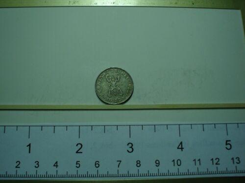 World Coins - Brunei 10 Sen 1986