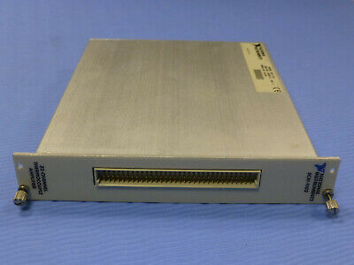 National Instruments Scxi-1102 Thermocouple Amplifier Voltage Input Module