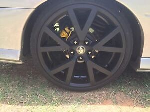 Ve gts wheels. Swaps 4 supersports Blacktown Blacktown Area Preview