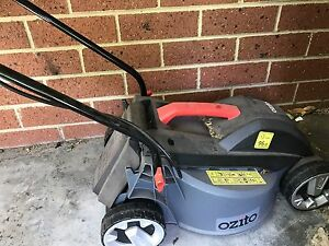 Electric lawn mower Coburg Moreland Area Preview