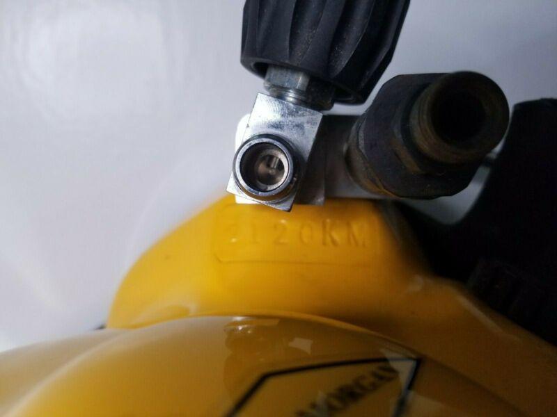 Commercial Diving Helmet.