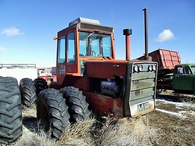 Massey Ferguson 1800 Parts Tractor