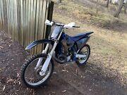 Yz250 2004 Wilsonton Toowoomba City Preview