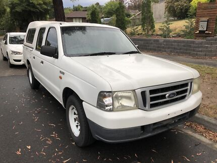 2002 Ford courier diesel Endeavour Hills Casey Area Preview