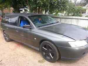2003 Holden VY Commodore Wagon Fassifern Lake Macquarie Area Preview