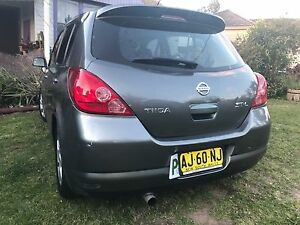 Cheap car need gone asap, Nissan tiida stl 2006 low ks!! Doonside Blacktown Area Preview