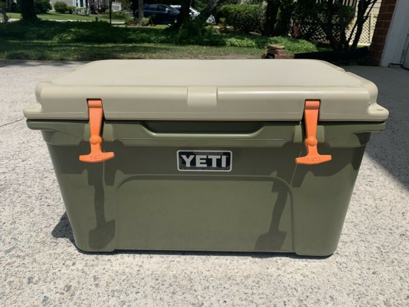 Yeti 45 - Rare - High Country Green/Tan/Orange