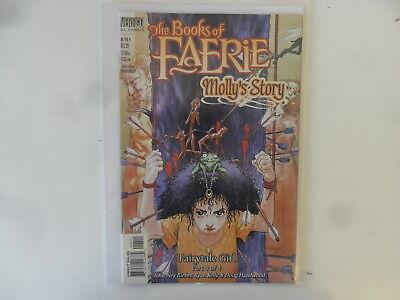 DC/ Vertigo (USA) - The Books of Faerie - Nr. 4 - Zustand: 1