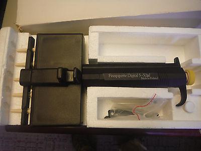 Finnpipette Labsystems 5-50ul Multichannel 5-channel W Tip Ejector