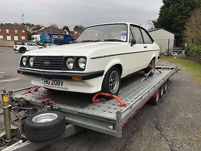 Rs2000 mk2 escort the holy grail restoration project