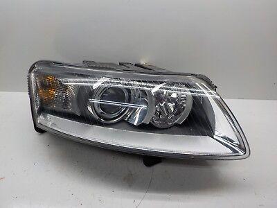2005 2006 2007 2008 Audi A6 RH Passenger Xenon HID Adaptive Headlight 05 06 07
