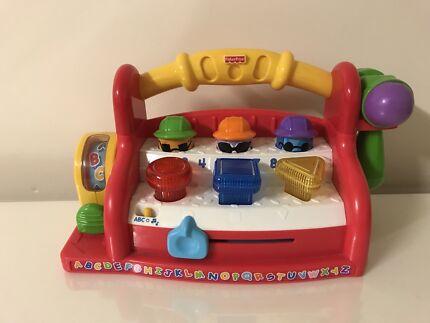 Fisher Price Laugh And Learn Activity Door Toys Indoor Gumtree