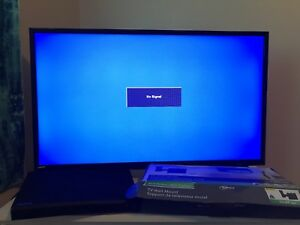 """32"""" RCA TV w/Mount and Blueray"""