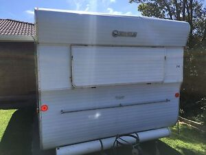 Franklin 21ft Family Van - Price reduced by $2000 Mount Gambier Grant Area Preview