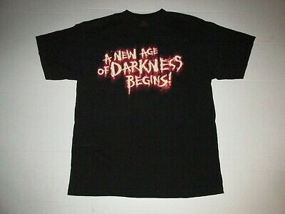 Universal Orlando Halloween Horror Nights 2010 20 T Shirt Sz L Hanuted House