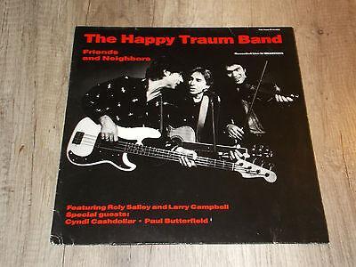 The Happy Traum Band - Friends and Neighbors - LP - Vinyl - Folk Freak