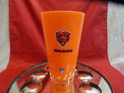 NFL  CHICAGO BEARS 20 Oz Insulated Plastic Cup New Free Shipping US Seller ](Chicago Bears Cup)