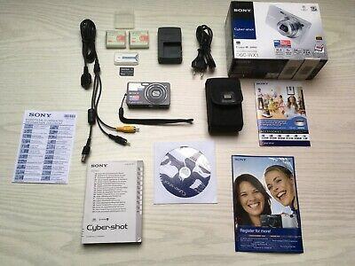 SONY Cyber-shot  DSC-WX1 Black OVP online kaufen
