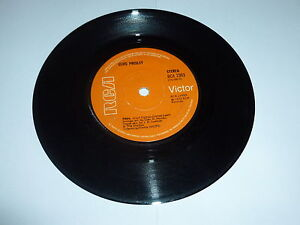 ELVIS-PRESLEY-Steamroller-Blues-1973-UK-solid-centre-7-vinyl-single