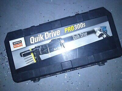 Simpson Quick Drive Pro 300s W Box Of 3 Inch Screws