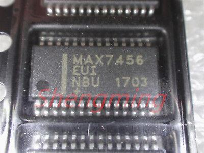 10pcs Max7456euit Max7456eui Max7456 Tssop-28