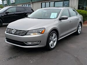 2013 Volkswagen Passat 2.0 TDI Highline NAVIGATION/BACK UP CA...