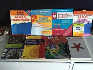 High school text books $10-$25 Brookvale Manly Area Preview