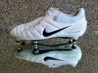 4de174c422533 Nike Air Zoom Total 90 SG UK 9 US 10 Superfly Vapor III I Elite Dois  WHITEOUT