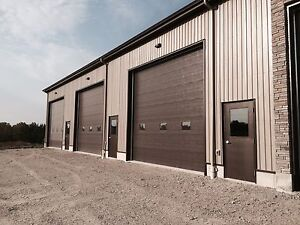 Commercial shop space in Mitchell, ON