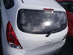 NOW WREAKING HYUNDAI I20 2 DOOR WHITE  COLOR ALL PARTS 2013 Dandenong South Greater Dandenong Preview