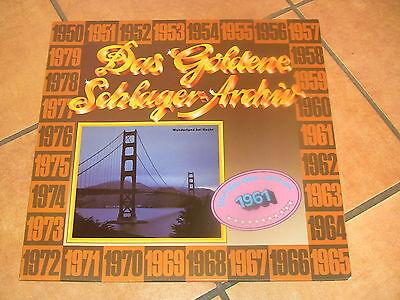 5/3 Das Goldene Schlager Archiv - Die Hits des Jahres 1961