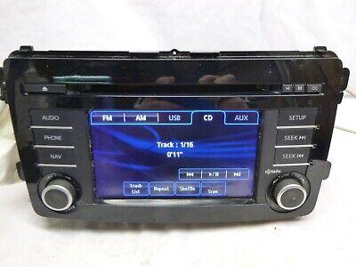 13 14 15 Mazda CX-9 CX9 Radio Cd Gps Navigation TK2266DV0 PJK11