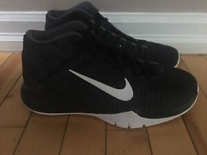 Nike zoom basketball shoes size 7