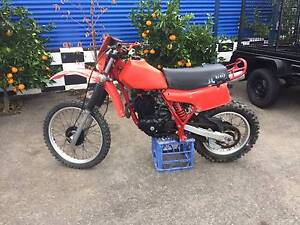 HONDA XR 500 1982 WRECK OR RESTORE St Agnes Tea Tree Gully Area Preview
