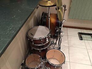 Ashton drum kit! Near new! Port Noarlunga Morphett Vale Area Preview