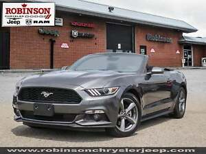 2015 Ford NEW LOWER PRICE - Mustang CONVERTIBLE V6