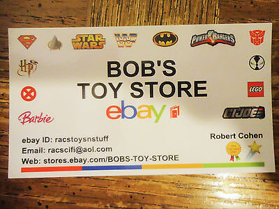 BOB'S TOY STORE