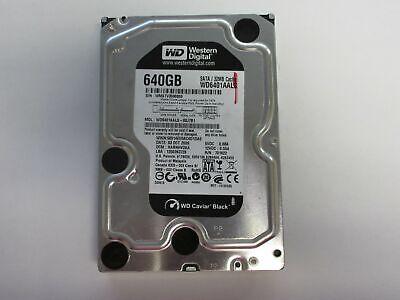 "Western Digital WD6401AALS 640GB 7200RPM 3.5"" SATA Desktop Hard Drive for sale  Shipping to Nigeria"