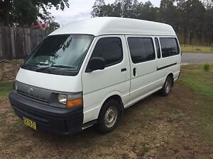 98 hiace commuter Cessnock Cessnock Area Preview