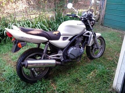 Kawasaki ER5 500cc commuter motorcycle Dulwich Hill Marrickville Area Preview