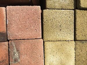 Coloured concrete pavers Welshpool Canning Area Preview