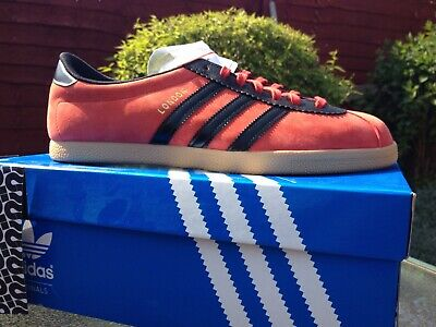 ADIDAS LONDON 1/500 UK9 Size! Exclusive - NOT Ardwick Birmingham Manchester Dub