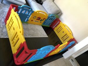 Dwinguler Rainbow Castle Kids Play Room for sale