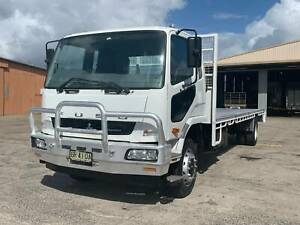 2012 Fuso Fighter 1627 Tray Truck South Murwillumbah Tweed Heads Area Preview