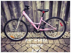 """Bicycle 24"""" Wheels"""