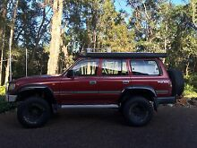 92 Turbo Diesel 80 Series Jewells Lake Macquarie Area Preview