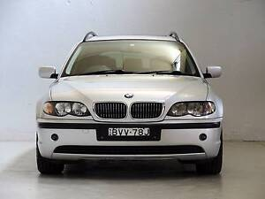 2002 BMW 320i Wagon AUTO Wickham Newcastle Area Preview