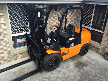 FORKLIFT NEW DIESEL 3.5 TON HANGCHA R SERIES TOYOTA HYSTER Terranora Tweed Heads Area Preview